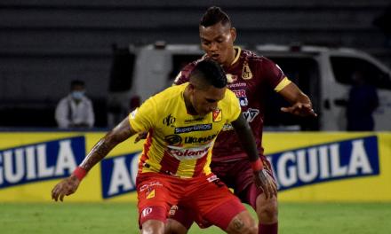 PEREIRA VS TOLIMA, POR UN CUPO A LA FINAL DE LA COPA BETPLAY